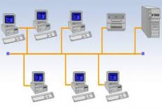 توپولوژی شبکه با توضیحات کامل